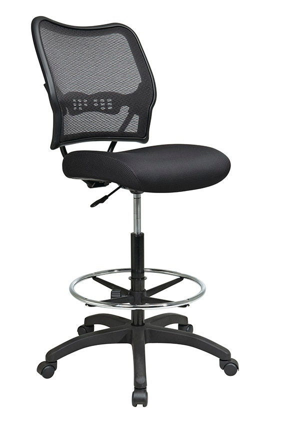 Office Star Products Deluxe Airgridu0026reg; Back Drafting Chair 13 37N20D