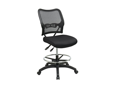 Office Star Products Deluxe Ergonomic Drafting Chair 13-37N30D