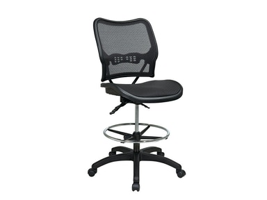 Office Star Products Deluxe Ergonomic Drafting Chair 13-77N30D