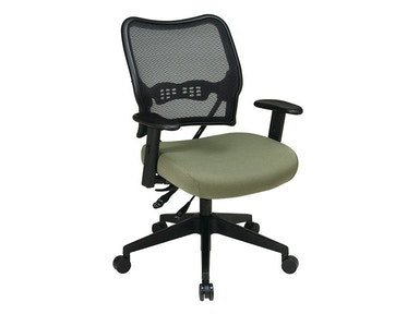 Office Star Products Deluxe Chair 13-7N9WA-B
