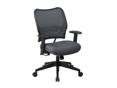 Office Star Products Deluxe Chair 13-V44N1WA