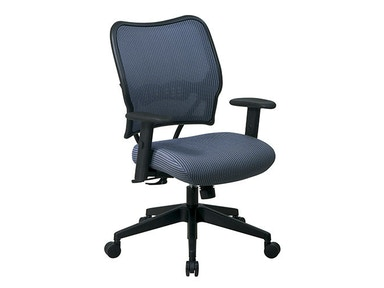 Office Star Products Deluxe Chair 13-V77N1WA