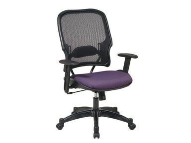 Office Star Products Professional Airgrid® Managers Chair 1587C-6352