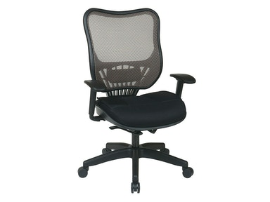 Office Star Products Latte Executive Chair 18-28N28P