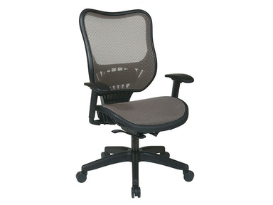 Office Star Products Latte Executive Chair 18-88N28P