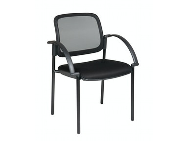Office Star Products Screen Back Visitors Chair 183305