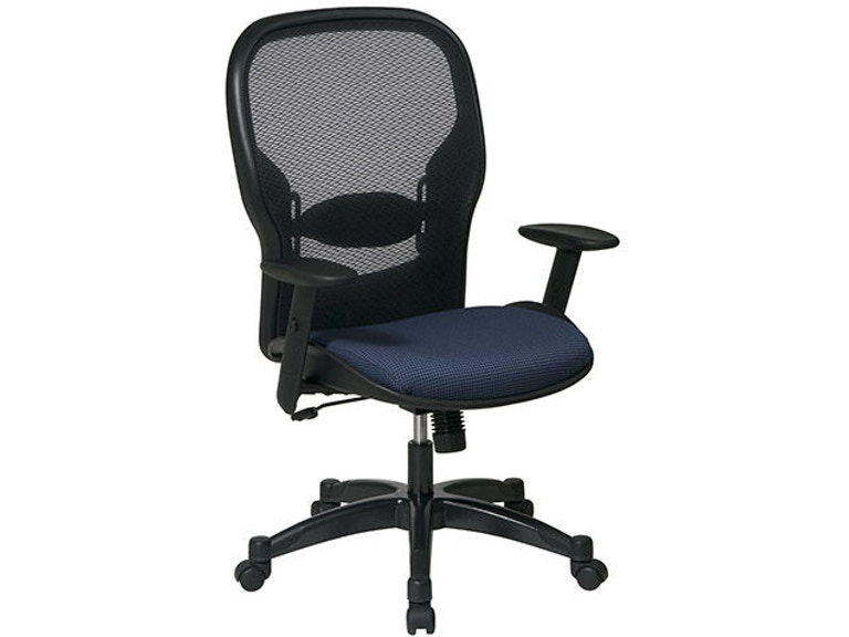 Office Star Products Professional Airgrid Reg Managers Chair 2387c 6342