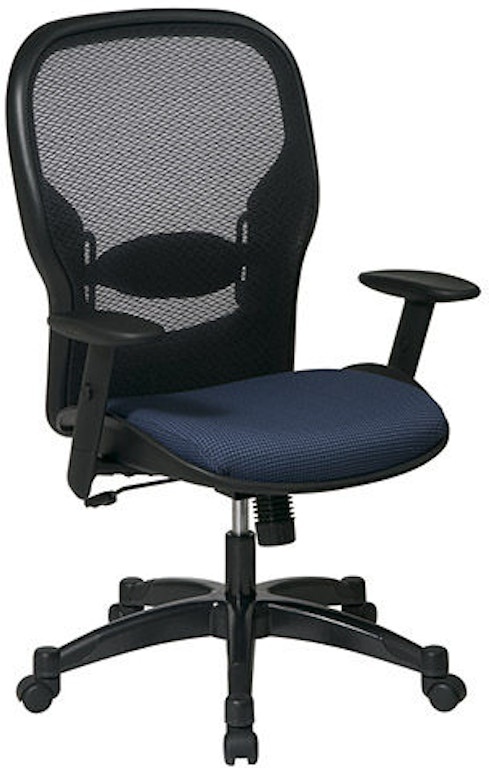 Office Star Products Home Professional Airgrid Managers Chair 2387c 6342 At Woodcrafters Furniture