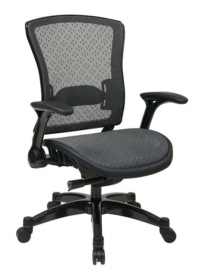 Office Star Products Executive Breathable Mesh Back Chair 317 R22C7KG5