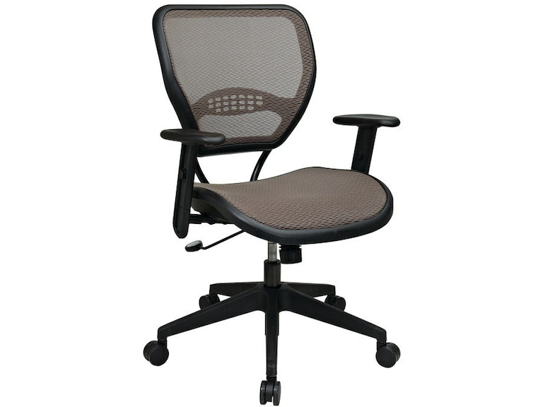 Office Star Products Latte Task Chair 55-88N15