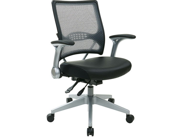 office star products home office professional airgrid managers chair