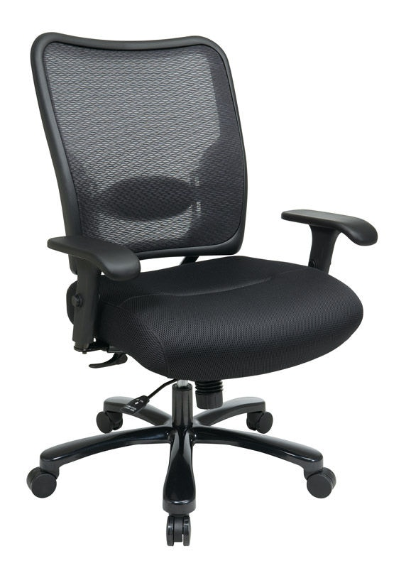 Superbe Office Star Products Double Ergonomic Chair 75 37A773