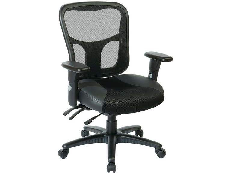 Office Star Products Home Office Progrid High Back