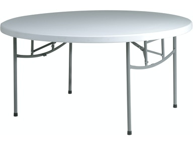 Office Star Products 60 Round Resin Multi Purpose Table BT60Q