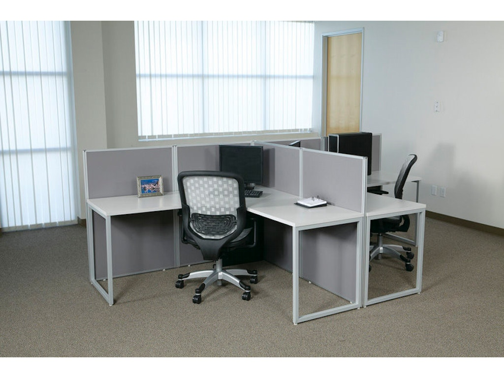 Office star products home office configuration 1 bxtyp1 for Home office configurations