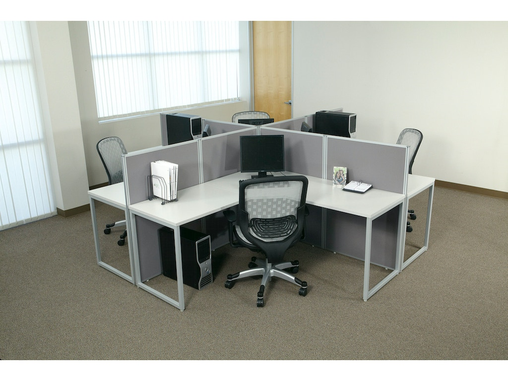 Office star products home office configuration 3 bxtyp3 for Home office configurations