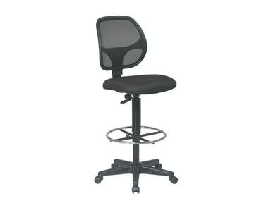 Office Star Products Deluxe Mesh Back Drafting Chair DC2990