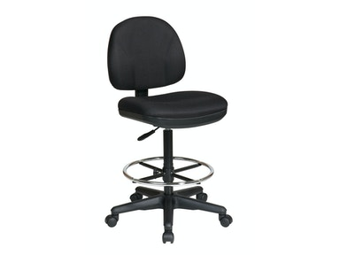 Office Star Products Drafting Chair With Stool Kit DC630-R