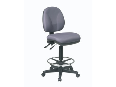 Office Star Products Deluxe Ergonomic Drafting Chair DC940-B