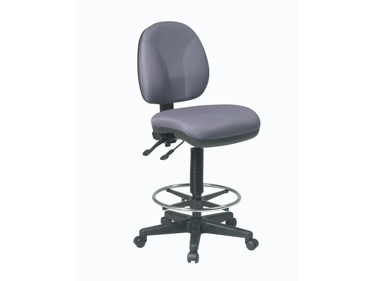 Office Star Products Deluxe Ergonomic Drafting Chair Dc940 B