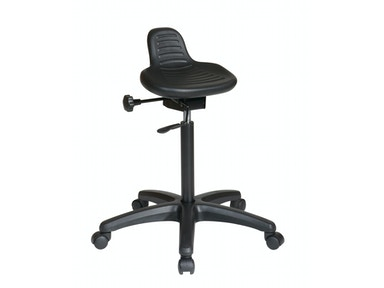 Office Star Products Saddle Seat Stool KH206