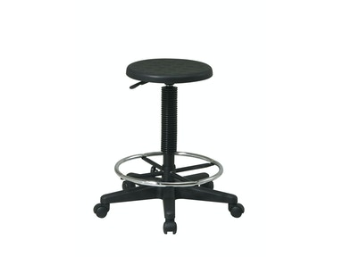 Office Star Products Stool With Adjustable Footrest KH507