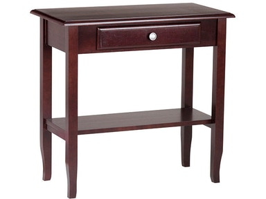 Office Star Products Foyer Table ME07