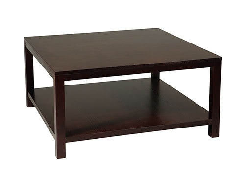 Office Star Products Home Office Merge 36 Square Coffee Table