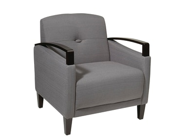Office Star Products Main Street Chair MST51-W12