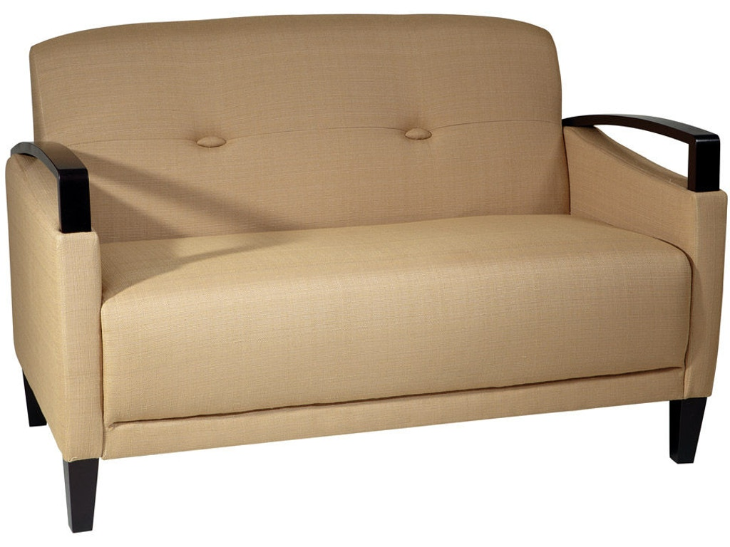 Office Star Products Living Room Main Street Loveseat Mst52 C28 Flemington Department Store