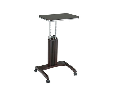 Office Star Products Precision Laptop Stand In Espresso Finish PSN628