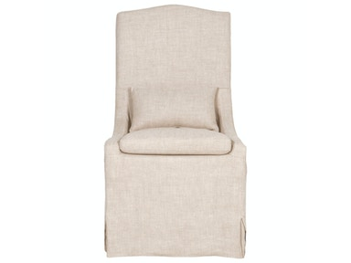 Orient Express Furniture Colette Dining Chair - Bisque 6419UP.BIS