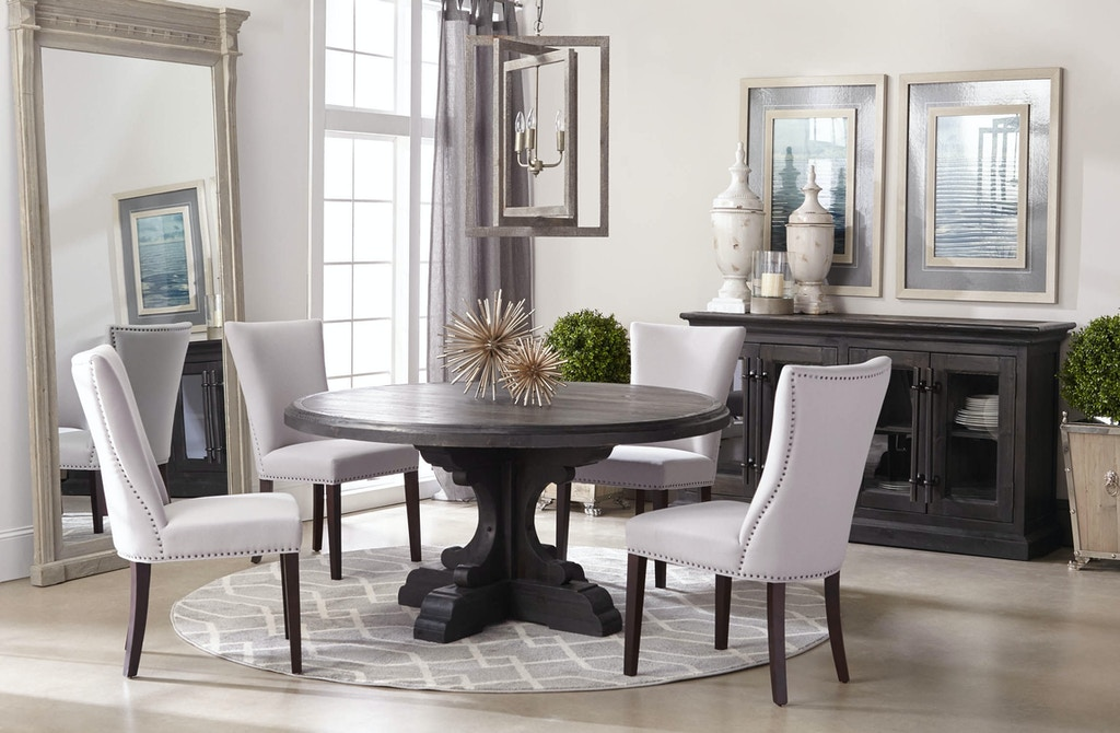 Orient Express Furniture Dining Room Bastille Round Dining Table