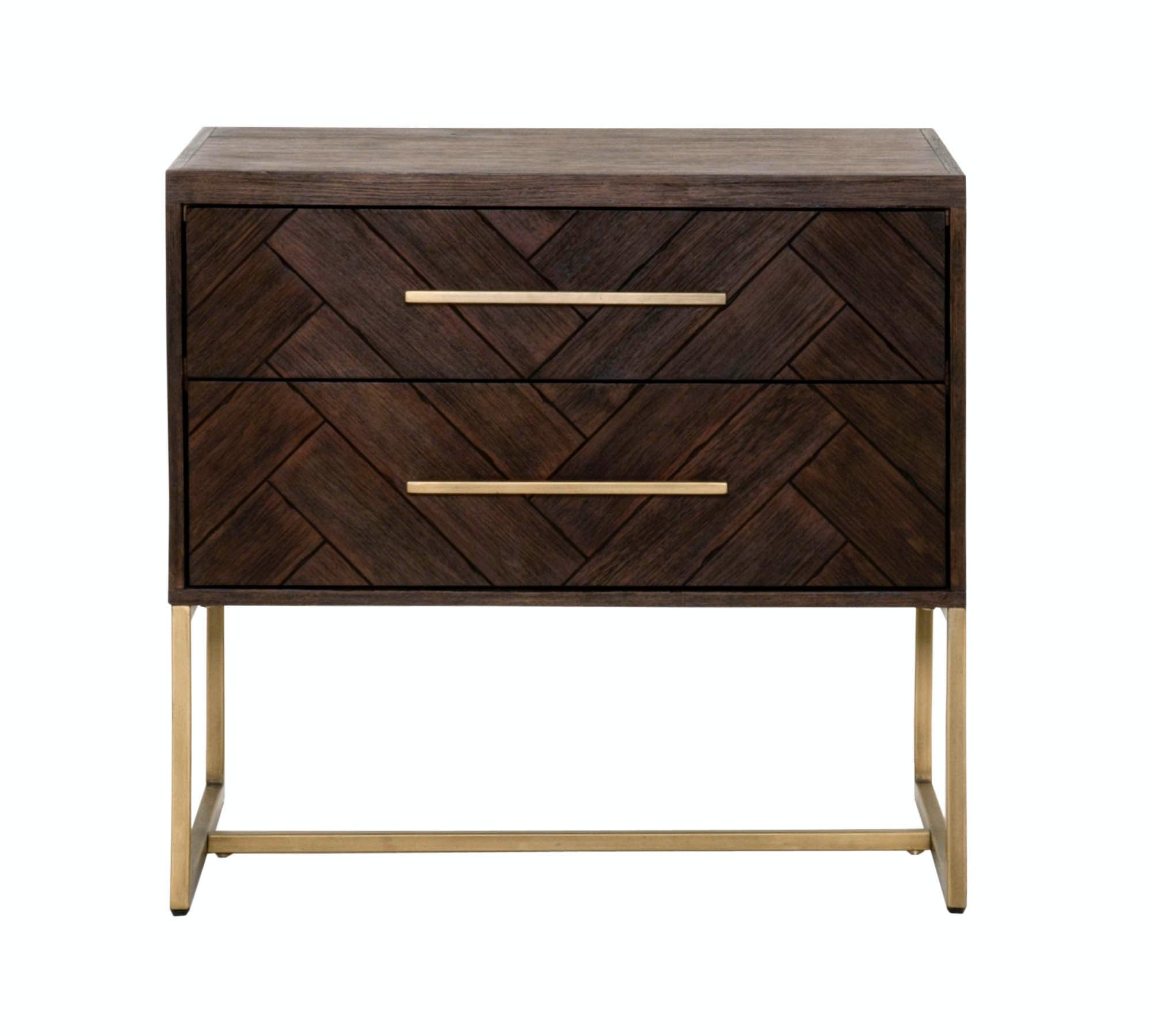 Night Stand Designs : Orient express furniture bedroom mosaic nightstand rjav