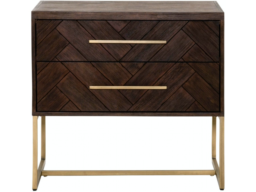 Orient express furniture bedroom mosaic nightstand 6048 for Furniture express