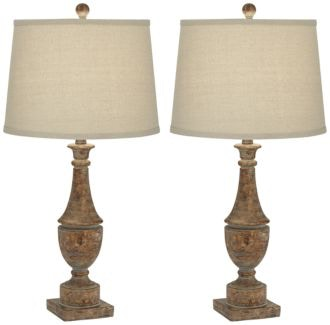 Pacific Coast Lighting Lamps And Lighting Collier Table Lamp 35g43