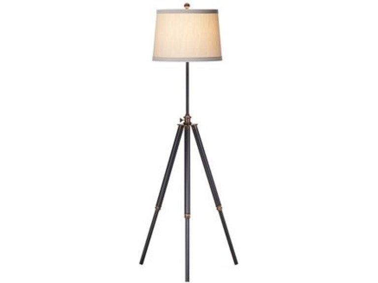 Pacific coast lighting lamps and lighting tripod floor lamp 85 2872 20 at daws home furnishings