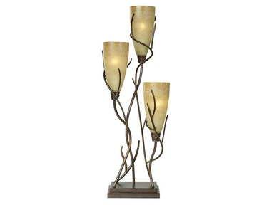 Pacific Coast Lighting El Dorado 3-Light Uplight 82-8688-59