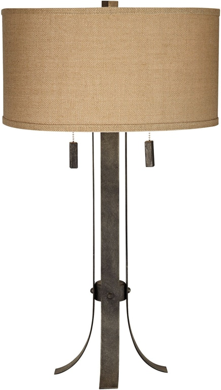 Pacific Coast Lighting Lamps And Pullman Table Lamp