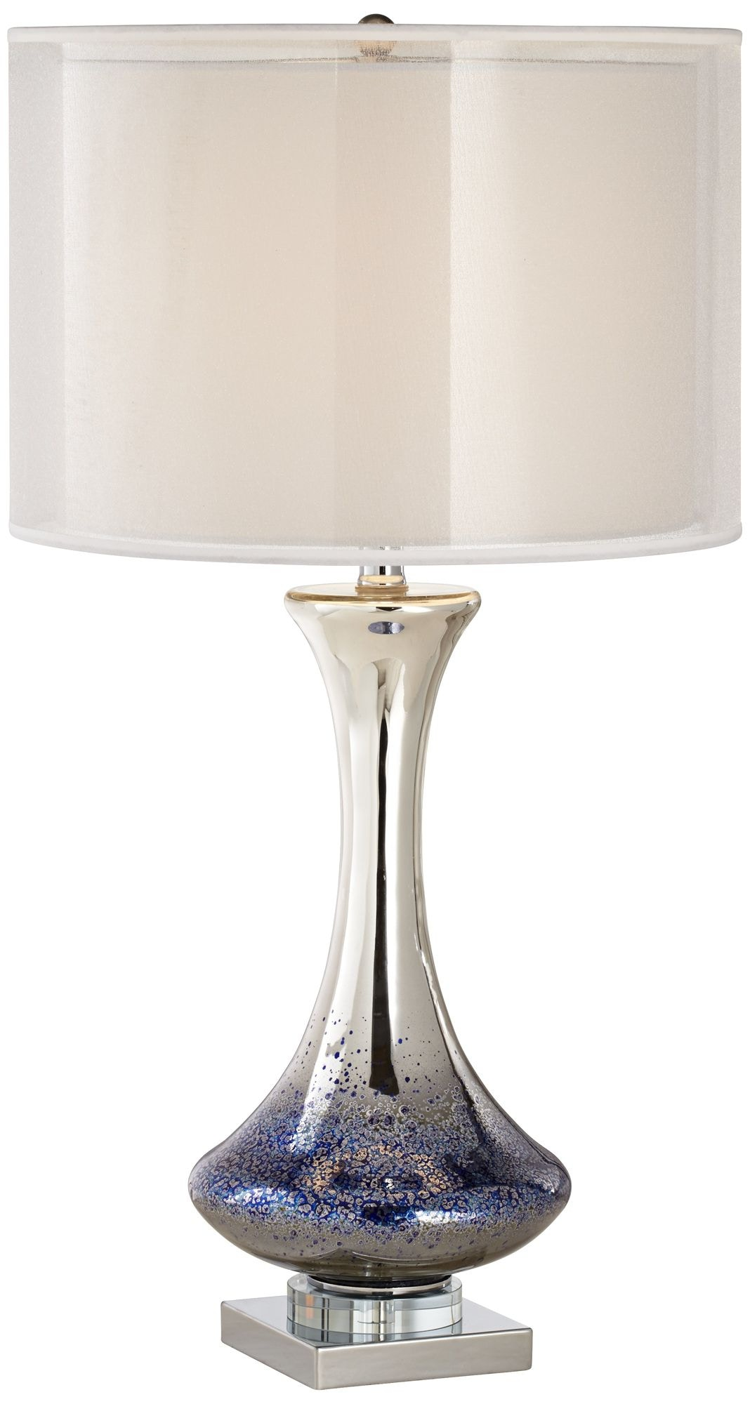 Pacific Coast Lighting Lamps And Lighting Blue Mercuri Table Lamp 87