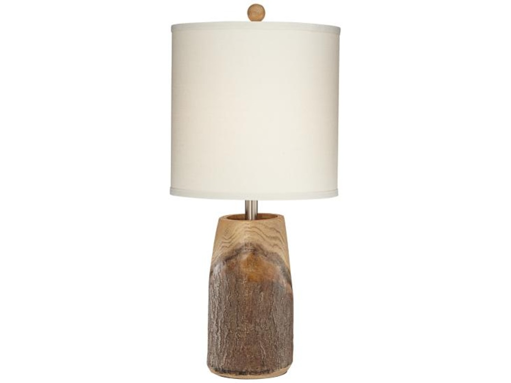 Pacific coast lighting lamps and lighting scarlet oak table lamp pacific coast lighting lamps and lighting scarlet oak table lamp 87 8115 21 at jensen home furnishings geotapseo Images