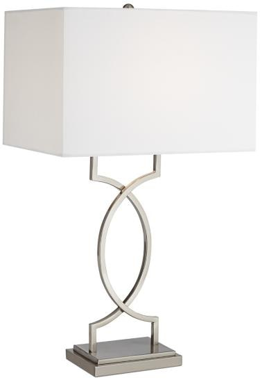 Pacific Coast Lighting Modern Rome Table Lamp 87 207 99