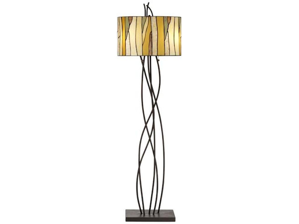 Pacific Coast Lighting Lamps And Lighting Oak Vine Floor Lamp