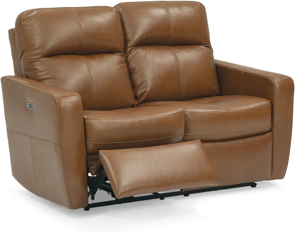 Palliser Furniture Living Room Loveseat Power Recliner