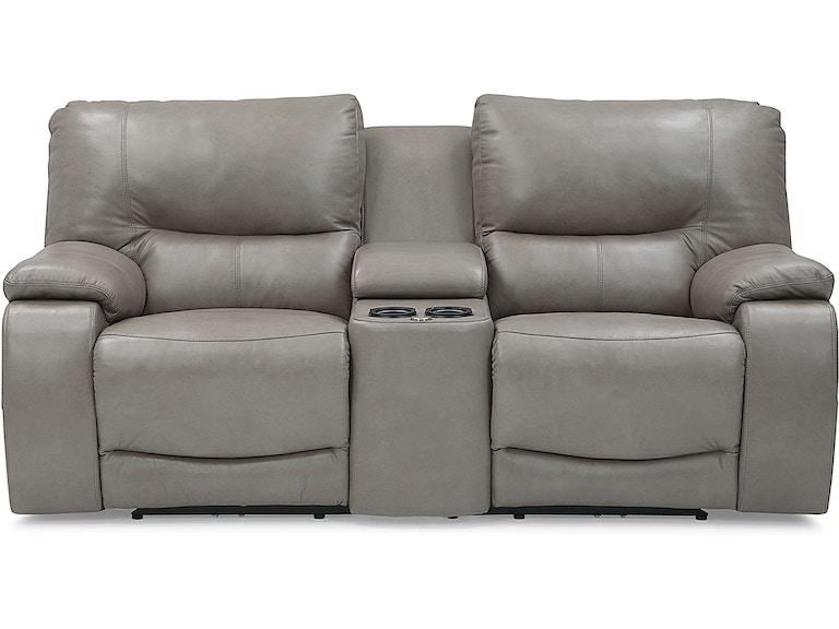 Palliser Furniture Living Room Loveseat Console Power 41031 68