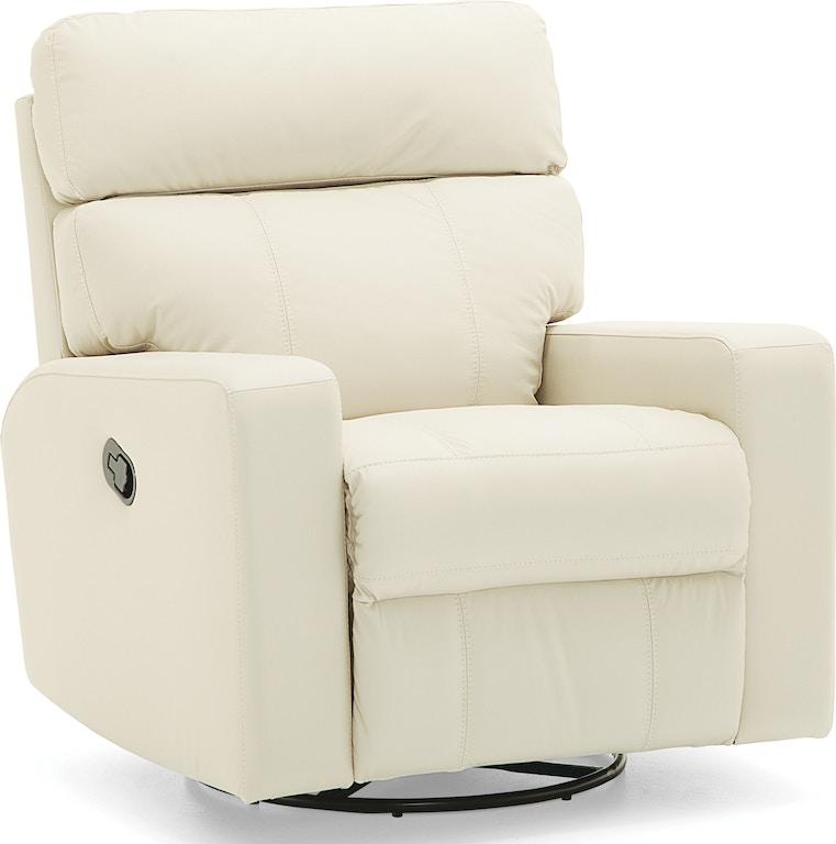 Palliser Furniture Living Room Swivel Rocker Recliner