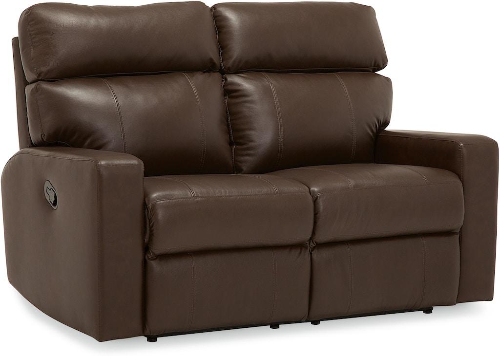Palliser Furniture Living Room Loveseat Recliner 41049 53