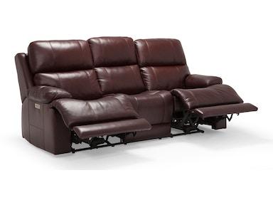 Palliser Furniture Living Room Sofa Power Recliner With
