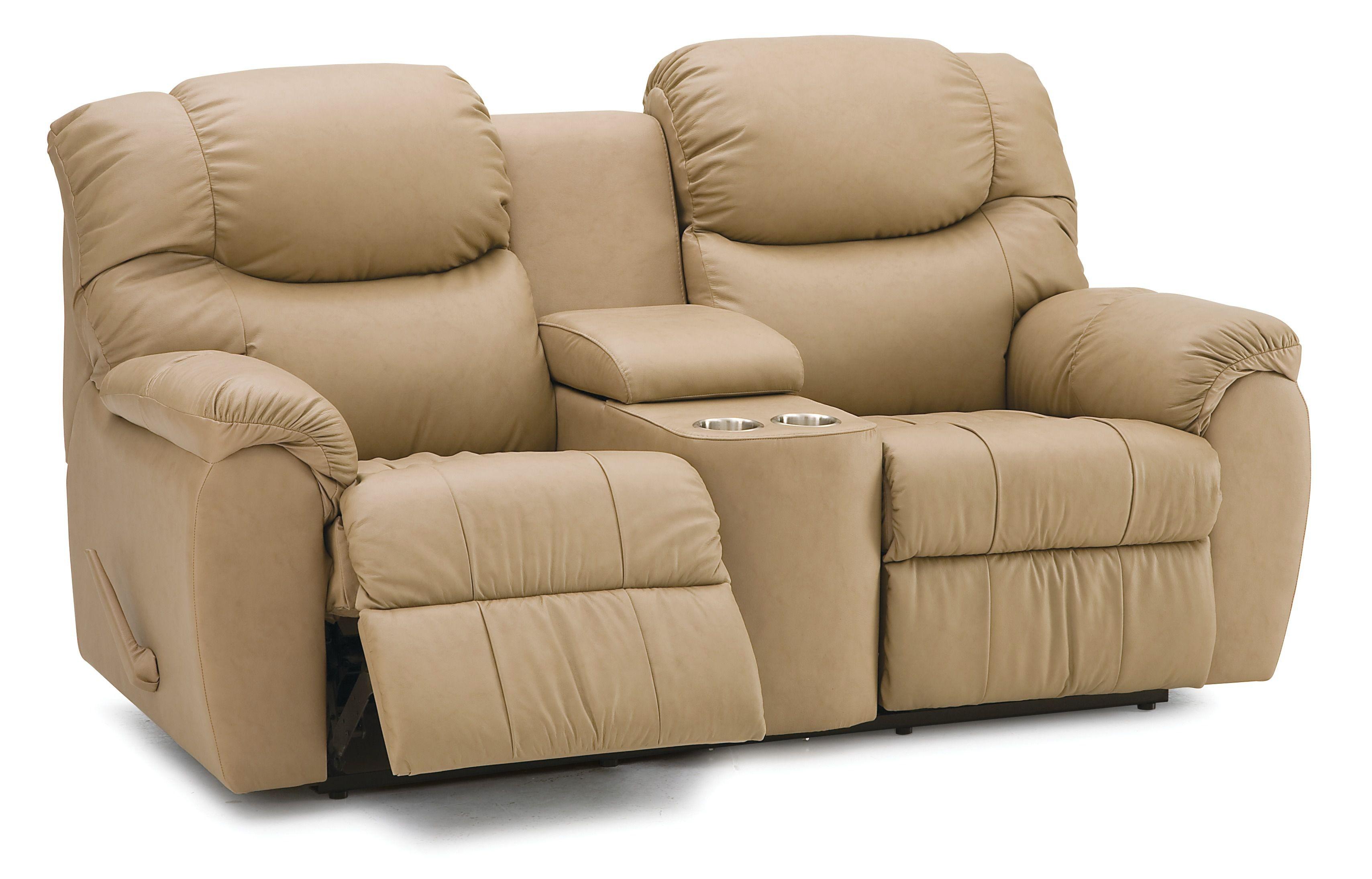 Palliser Furniture Loveseat Console 41094 58