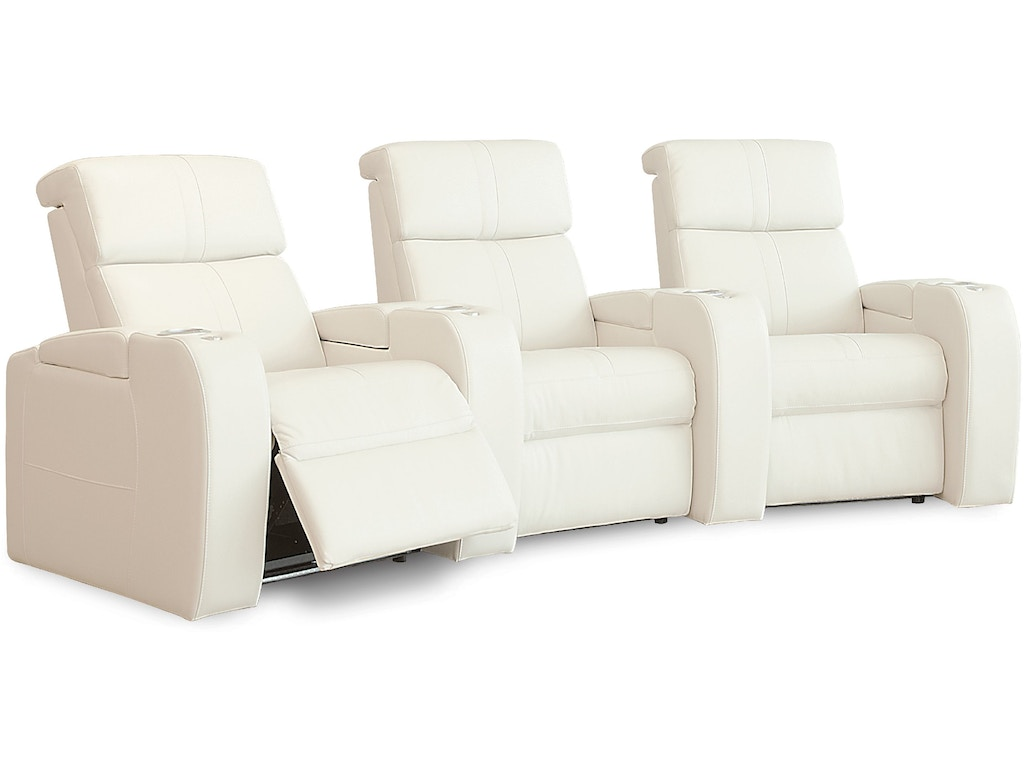 Palliser Furniture Home Entertainment Flicks Home Theater Seating 41416 Home Theater Seating